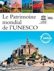 Le Patrimoine Mondial de l'Unesco