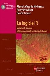 Le logiciel R (collection Statistique et probabilités appliquées)