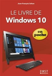 Le livre de windows 10 en poche