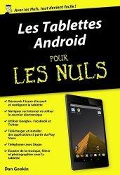 Les Tablettes Android pour les Nuls