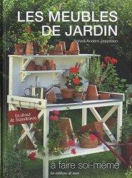 Les meubles de jardin à faire soi-même