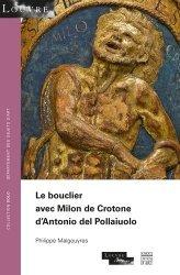 Le bouclier avec Milon de Crotone d'Antonio del Pollaiuolo