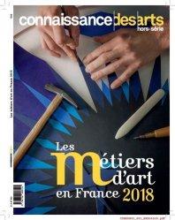 Les métiers d'art en France 2018 : les Journées des métiers d'art et les gestes de demain
