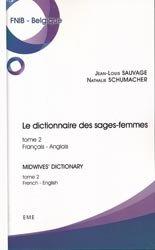 Le dictionnaire  des sages-femmes