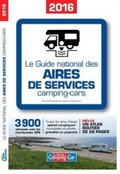 Le guide national des aires de services camping-cars 2016