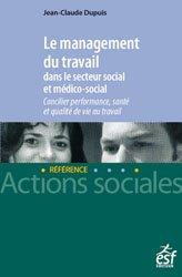 Le management du travail dans le secteur social et médico-social