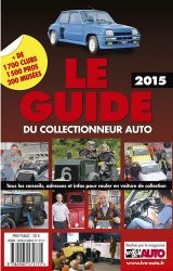 Le guide du collectionneur auto 2015