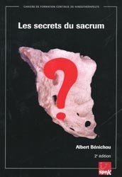 Les secrets du sacrum