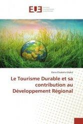 Le Tourisme Durable et sa contribution au Développement Régional