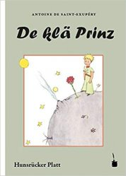 Le Petit Prince en Hunsrücker Platt
