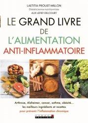 Le grand livre de l'alimentation anti-inflammatoire