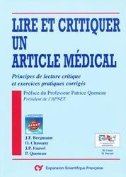 Lire et critiquer un article médical