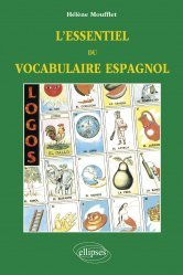 Logos, l'Essentiel du Vocabulaire Espagnol