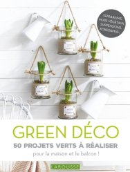 50 projets green deco inratables