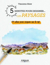 5 minutes pour dessiner... les paysages