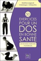 50 exercices pour un dos en bonne santé