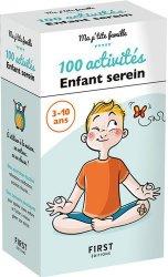 100 activités enfant serein