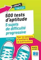 500 tests du concours d'AP