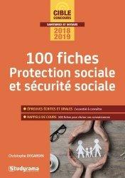 100 fiches protection sociale et sécurite sociale