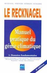 Manuel pratique de génie climatique - PACK 3 Volumes