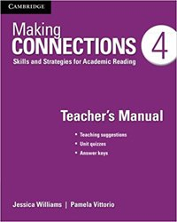 Making Connections Level 4 - Teacher's Manual