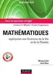 Mathématiques appliquées aux Sciences de la Vie et de la Planète