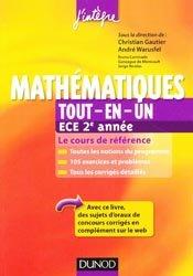 Mathématiques Tout-en-un ECE 2e année