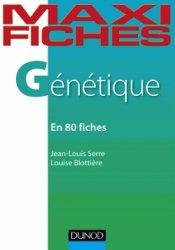 Maxi fiches de génétique