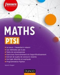 Maths PTSI