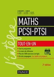 Mathématiques tout-en-un PCSI-PTSI