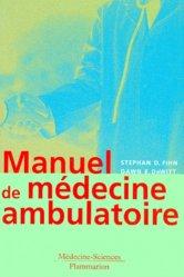 Manuel de médecine ambulatoire