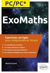 Maths PC/PC*