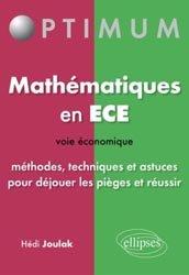 Mathématiques en ECE