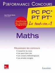 Maths PC PC* - PT PT* 2ème année