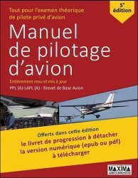 Manuel de pilotage d'avion
