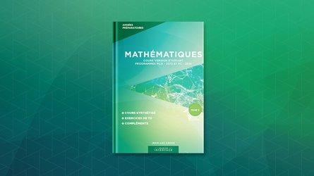 Mathématiques - Cours version étudiant