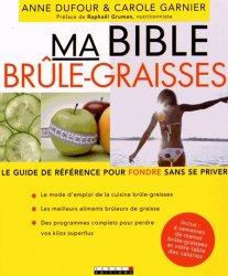 Ma bible brûle-graisses