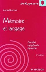 Mémoire et langage