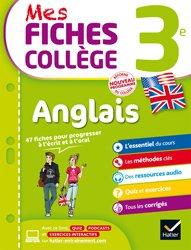 Mes Fiches Collège Anglais 3e