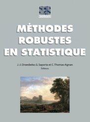 Méthodes robustes en statistique