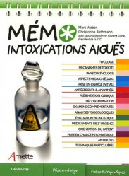 Mémo intoxications aiguës