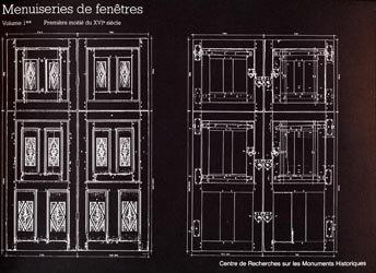 Menuiseries de fenêtres (sans dormant) - Vol 1 - Tome 2