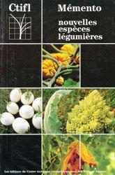 Mémento nouvelles espèces légumières