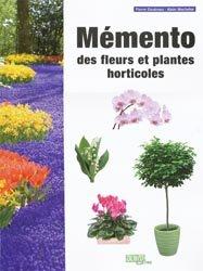 Mémento des fleurs et plantes horticoles 2013