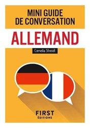 Mini guide de conversation allemand