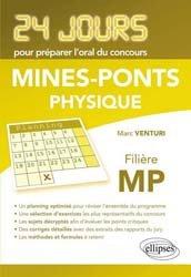Mines - Ponts Physique