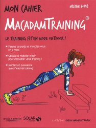 Mon cahier Macadam training