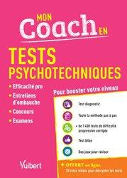 Mon coach en Tests psychotechniques