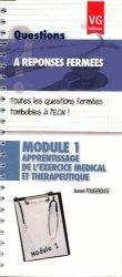 Module 1 - Apprentissage de l'excercice médical et thérapeutique