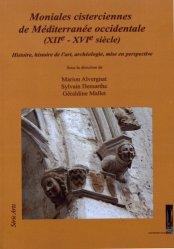 Moniales cisterciennes de Méditerranée occidentale (XIIe-XVIe siècle)